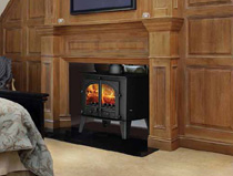 Parkray Consort 15 Double Sided Stove