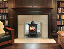 Parkray Consort 4 Double Sided Stove