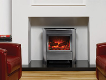 Stovax Steel Manhattan Electric Stove