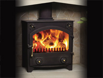 Town and Country Fires Bransdale stove