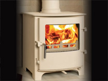 Town and Country Fires Dalby Stove
