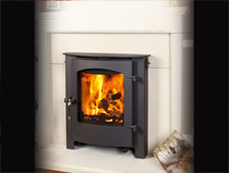 Town and Country Fires Rosedale Inset stove