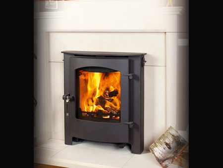 Country Fires Rosedale Inset stove | Town and Country Fires stoves UK