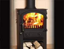 Town and Country Fires The Little Thurlow stove