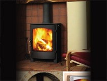 Town and Country Fires Welburn stove