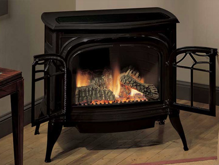 Castings Radiance vent free gas stove | Vermont Castings stoves UK