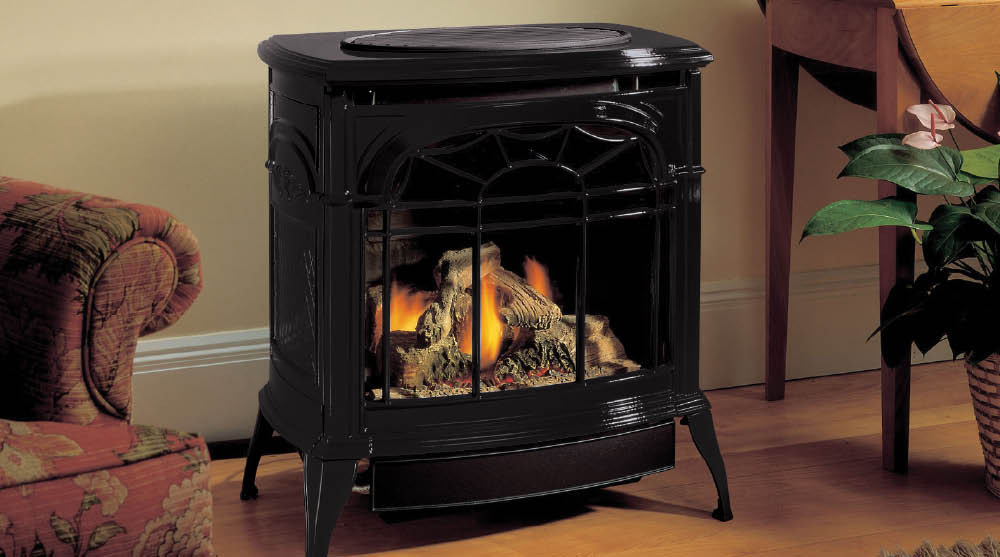 Vermont Castings Stardance Vent Free Gas Stove Vermont