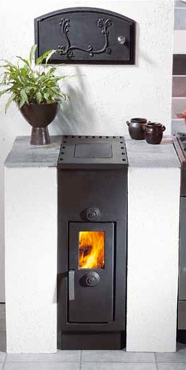 Westbo Ankarsrum kitchen stove