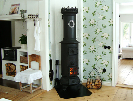 Westbo Classic wood burning stove