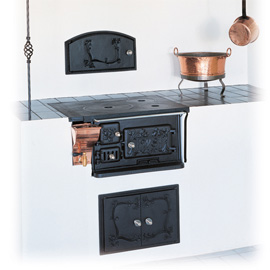 Westbo Standard with copper water cistern