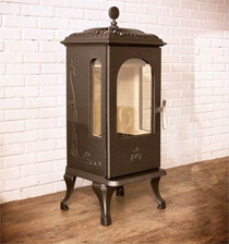 Westbo Victoria wood burning stove