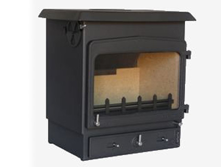Woodwarm Fireview 12kw Plus multifuel stove