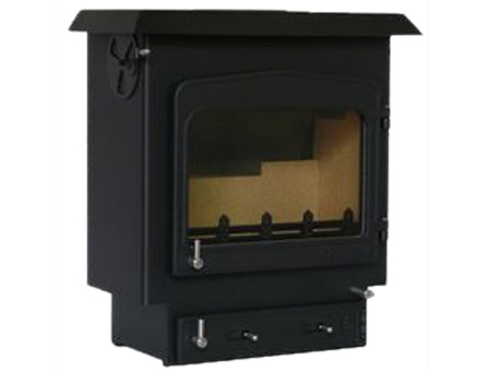 Woodwarm Fireview slender 14kw stove