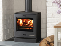 Yeoman CL5 wood burning multi fuel stove