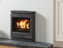 Yeoman CL7 inset multi fuel stove