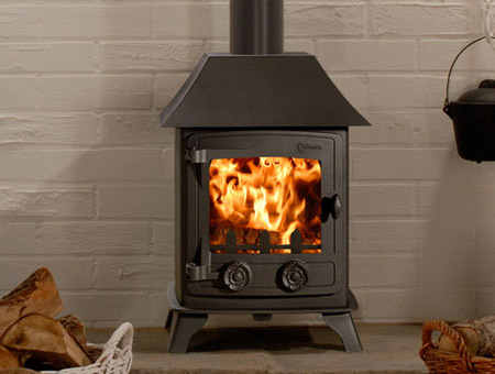 Yeoman Exmoor multi fuel / wood burning stove