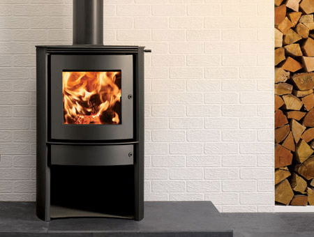 Yeoman Firepoint 400 wood burning stove
